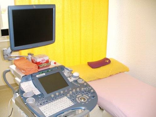 Ultraschallbereich